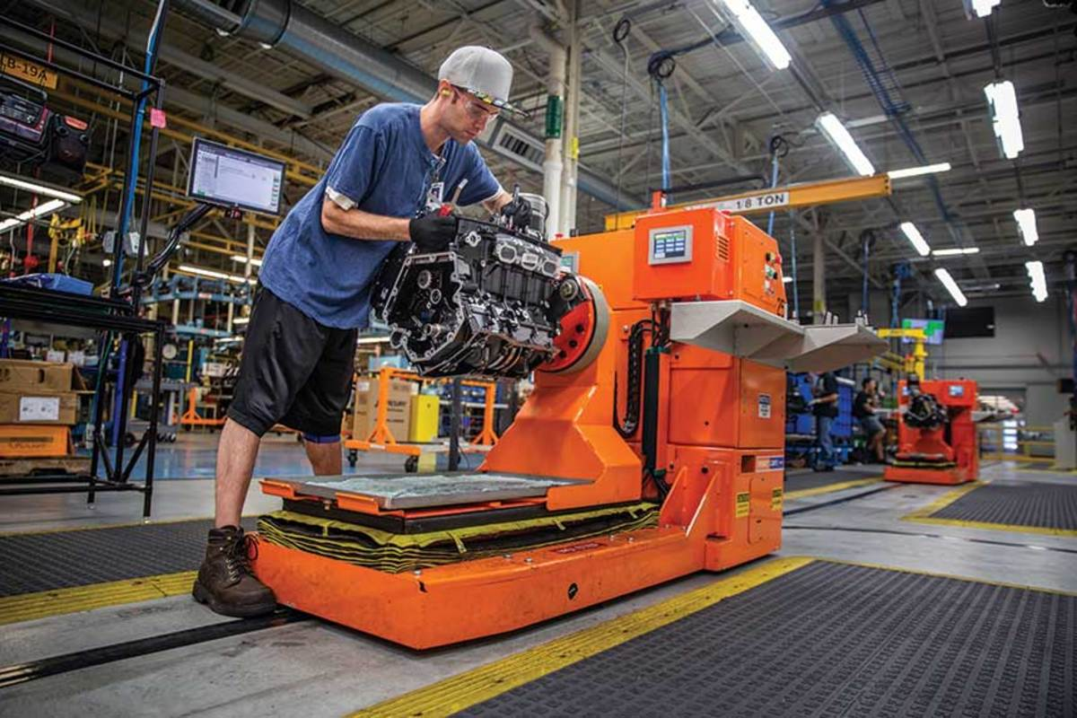 Labor costs and availability remain challenges for manufacturers.