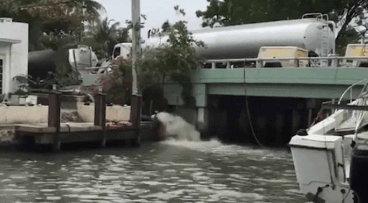 Fort Lauderdale Sewage Story