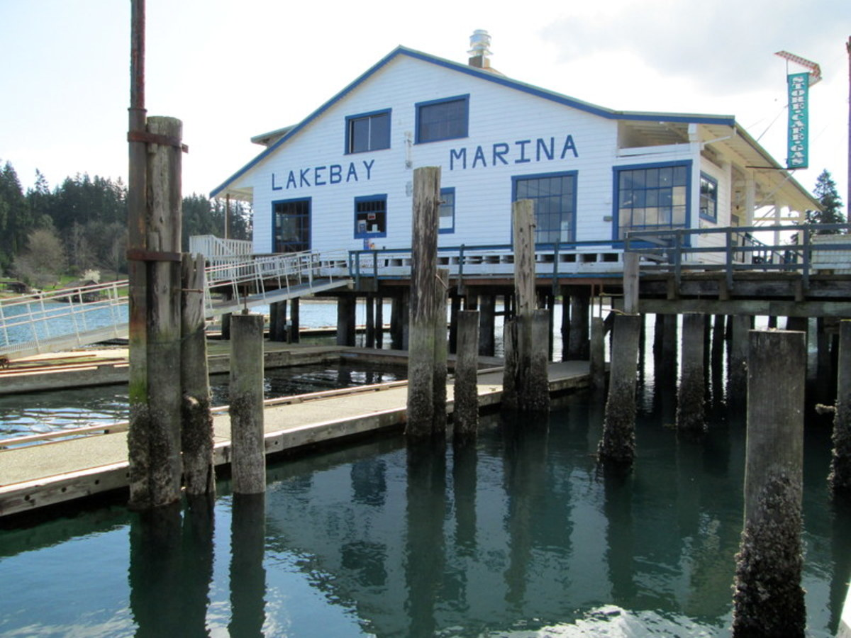 The purchase ensures that Lakebay Marina will remain open to the public.