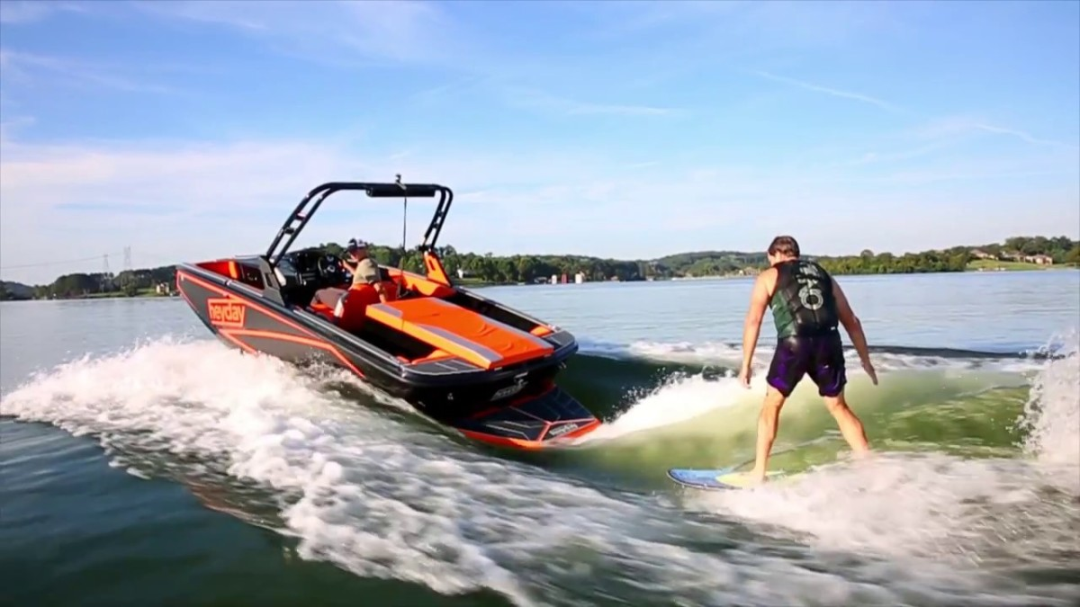 Wake-sport boat and personal watercraft sales were up 6 percent last year.