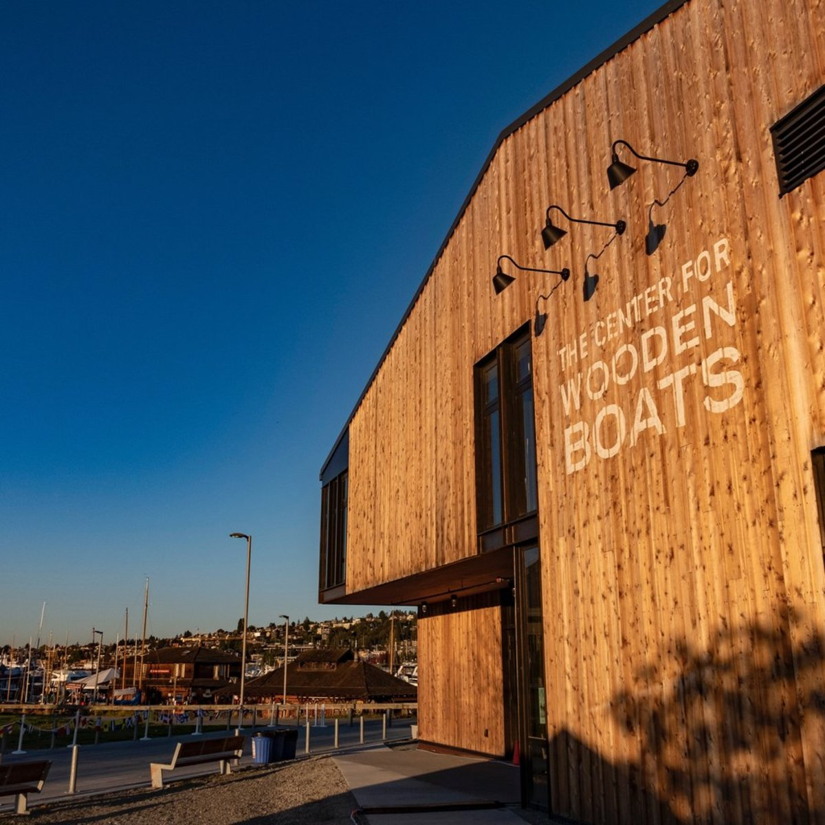 The Center for Wooden Boats is one of the grant recipients.