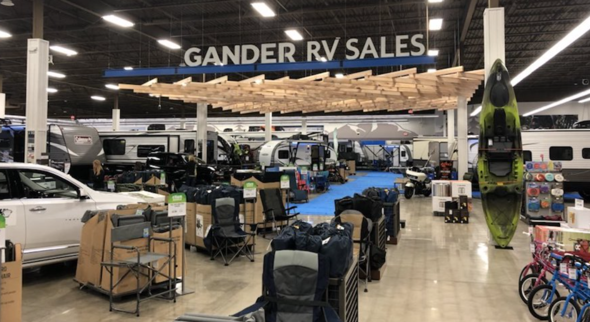 "Gander RV will continue as a retail brand under the Camping World portfolio, but many former Gander Mountain ""outdoor lifestyle locations"" will close by the end of this month."