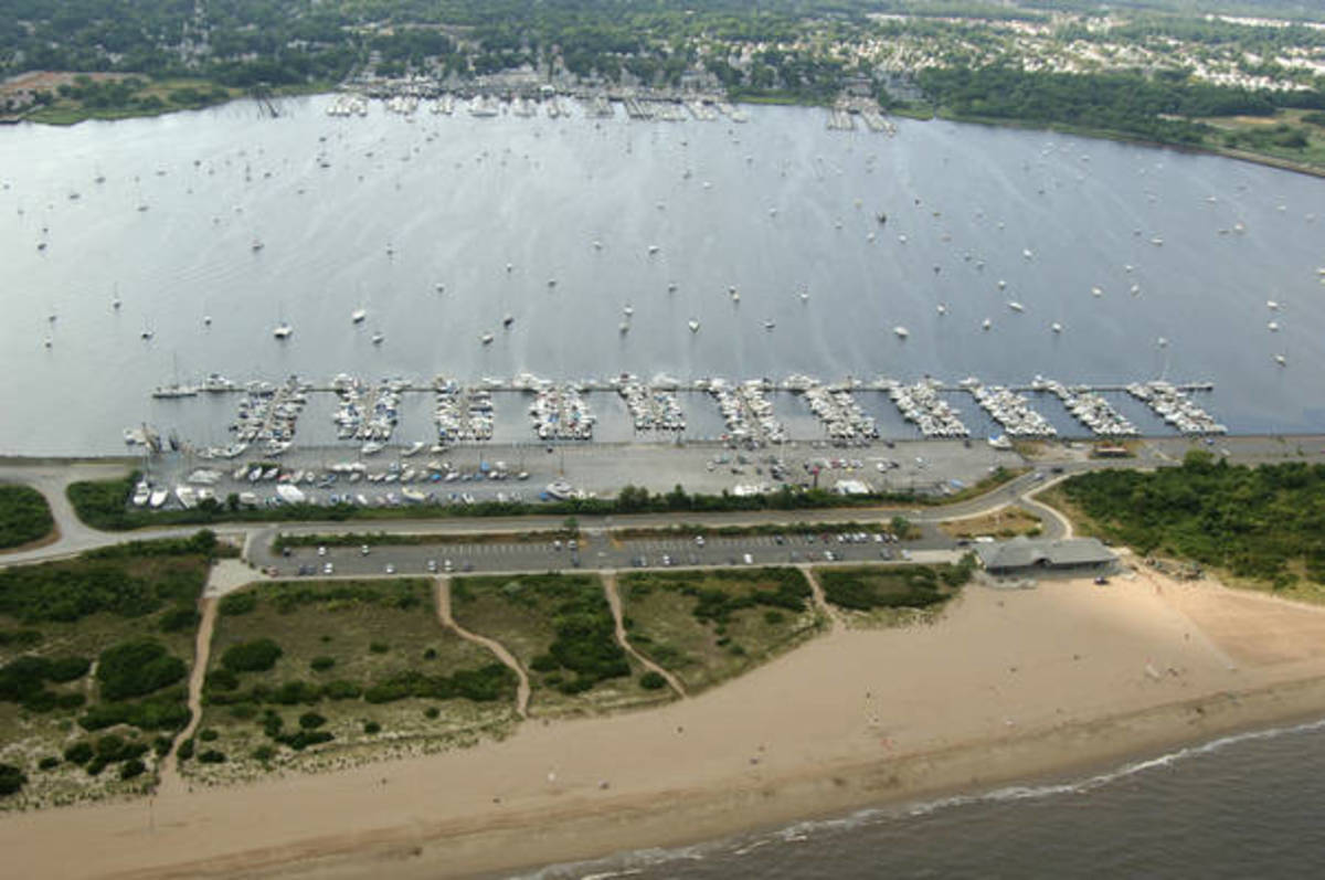 Badly damaged in Hurricane Sandy, the marina is now fully operational.