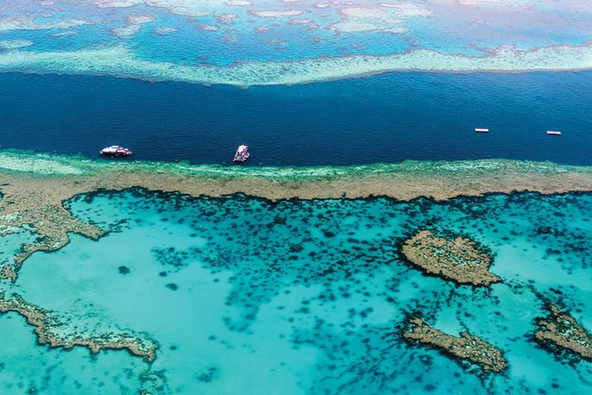 Australia is expected to see more  superyachts chartering areas such as the Great Barrier Reef following the recent passage of a superyacht charter bill.