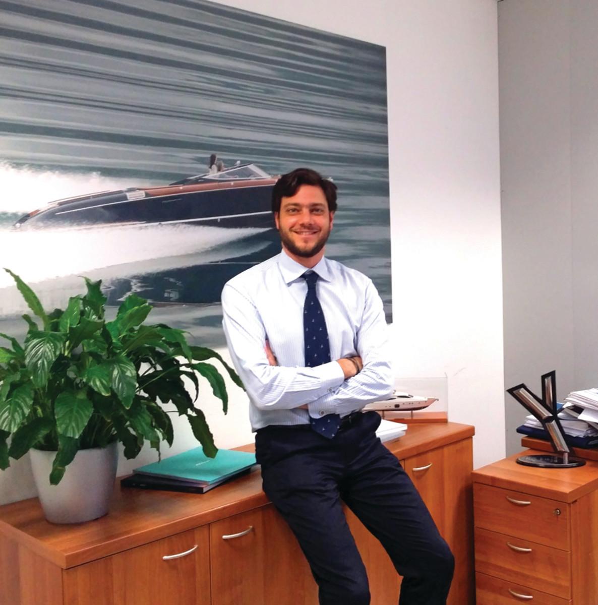 "Ferretti Group's Stefano de Vivo: ""Sales of boats over 100 feet are skyrocketing."""