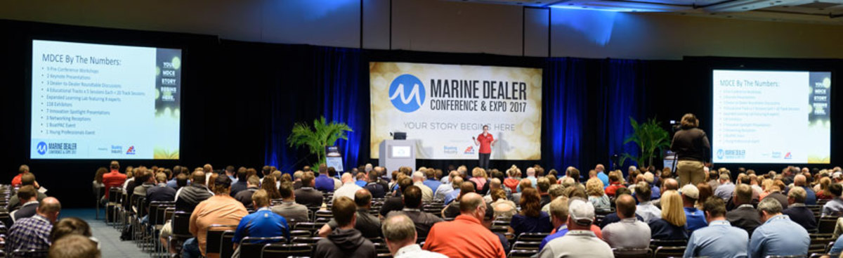 Almost half of this year's speakers are new to MDCE.