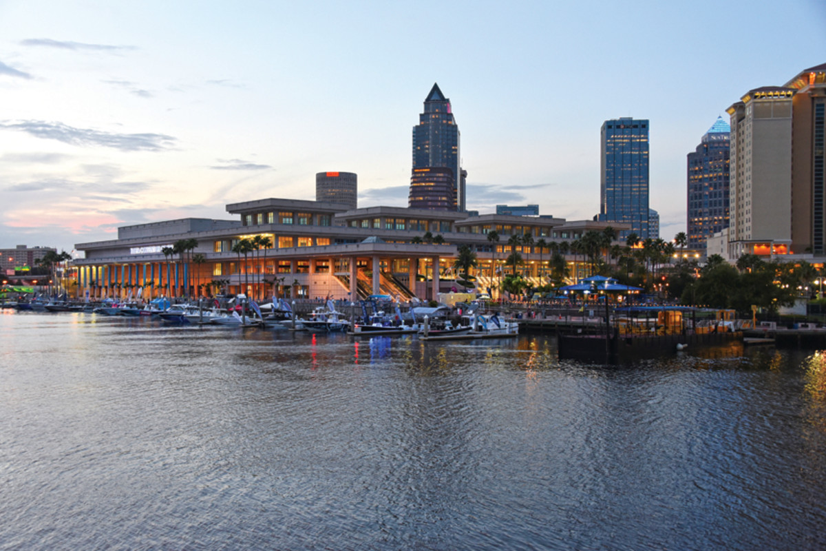 Next year's MRAA event will take place at the Tampa Convention Center.