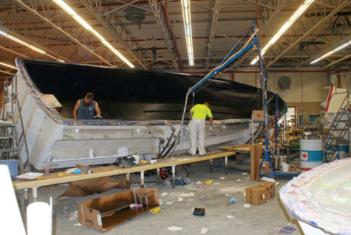 Many dealers are frustrated with long delays for boat deliveries.