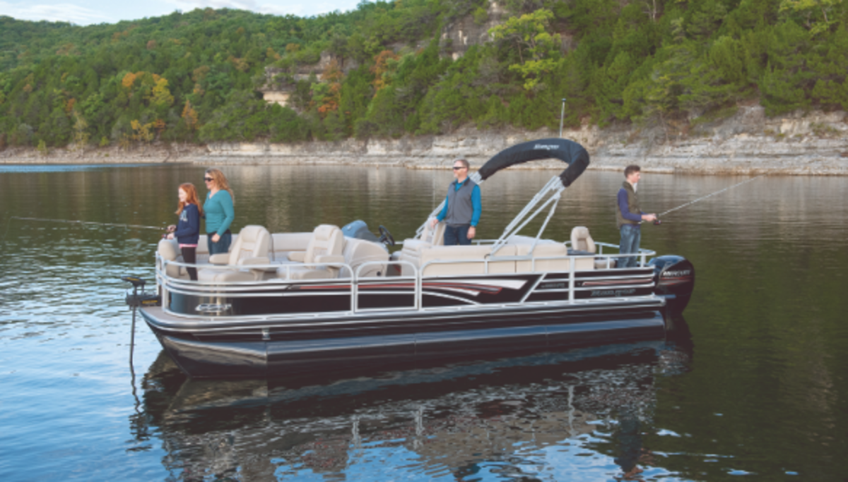 The Ranger Reata 223FC can carry 11 people.