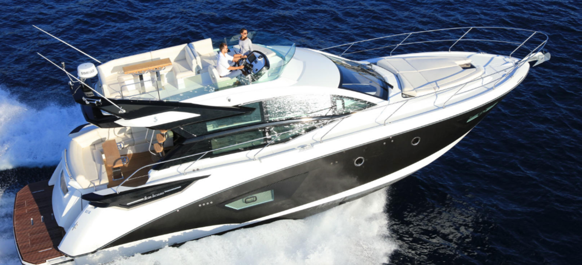 Sail & Ski will carry the Gran Turismo line, among other Beneteau powerboat brands.