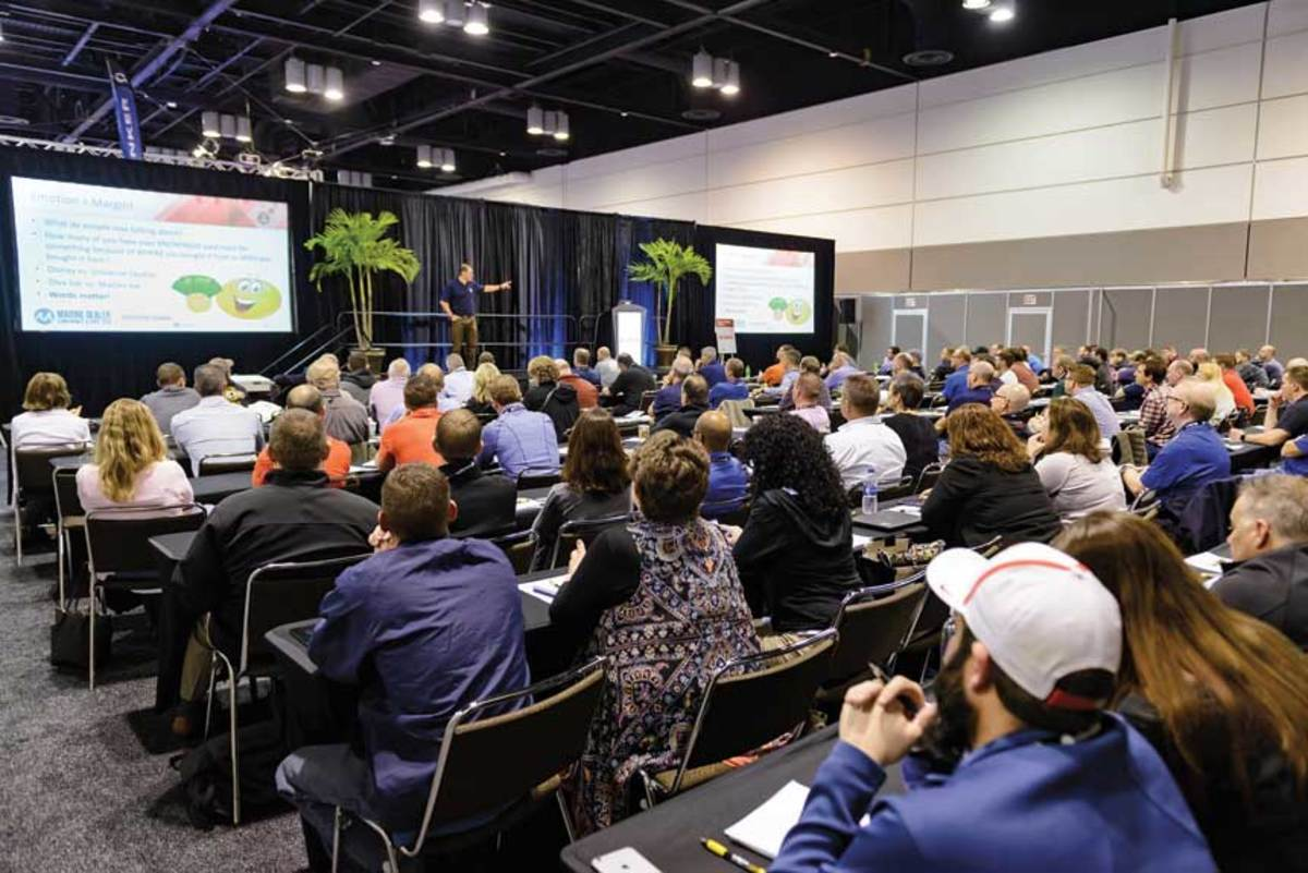"Seminars were filled during MDCE. The courses consistently receive high, ""world-class"" scores from attendees and third-party surveys."