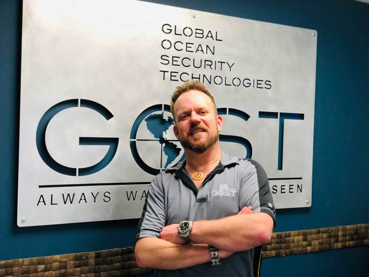 CEO Jay Keenan says GOST's sales and profits have grown an average of 15 to 20 percent a year since the company was founded in 2005.