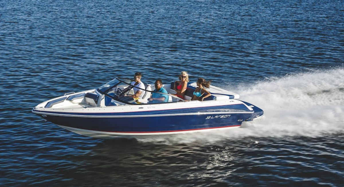 Polaris purchased Larson Boats earlier this month