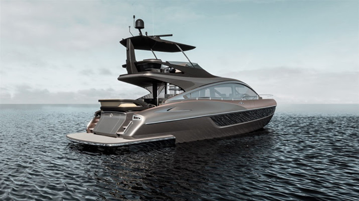 Marquis is launching a line of upscale dayboats, starting with a 42-footer that will debut at FLIBS.