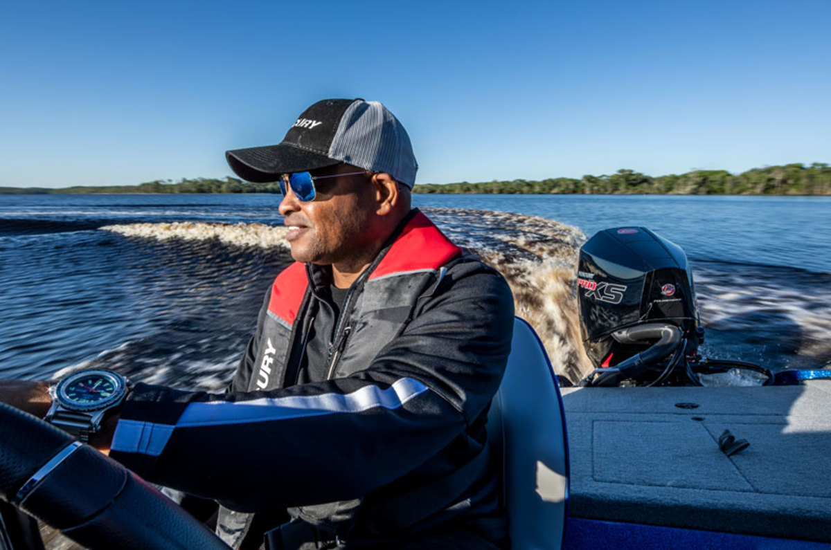 Demand for outboards has outpaced supply.