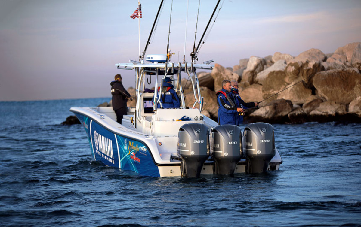 Fishing ranked No. 2 in the list of advocacy priorities.