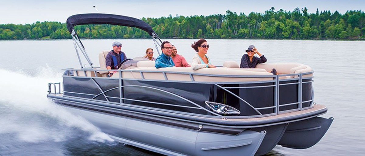Tariffs may still have an effect on the costs of building pontoon boats.
