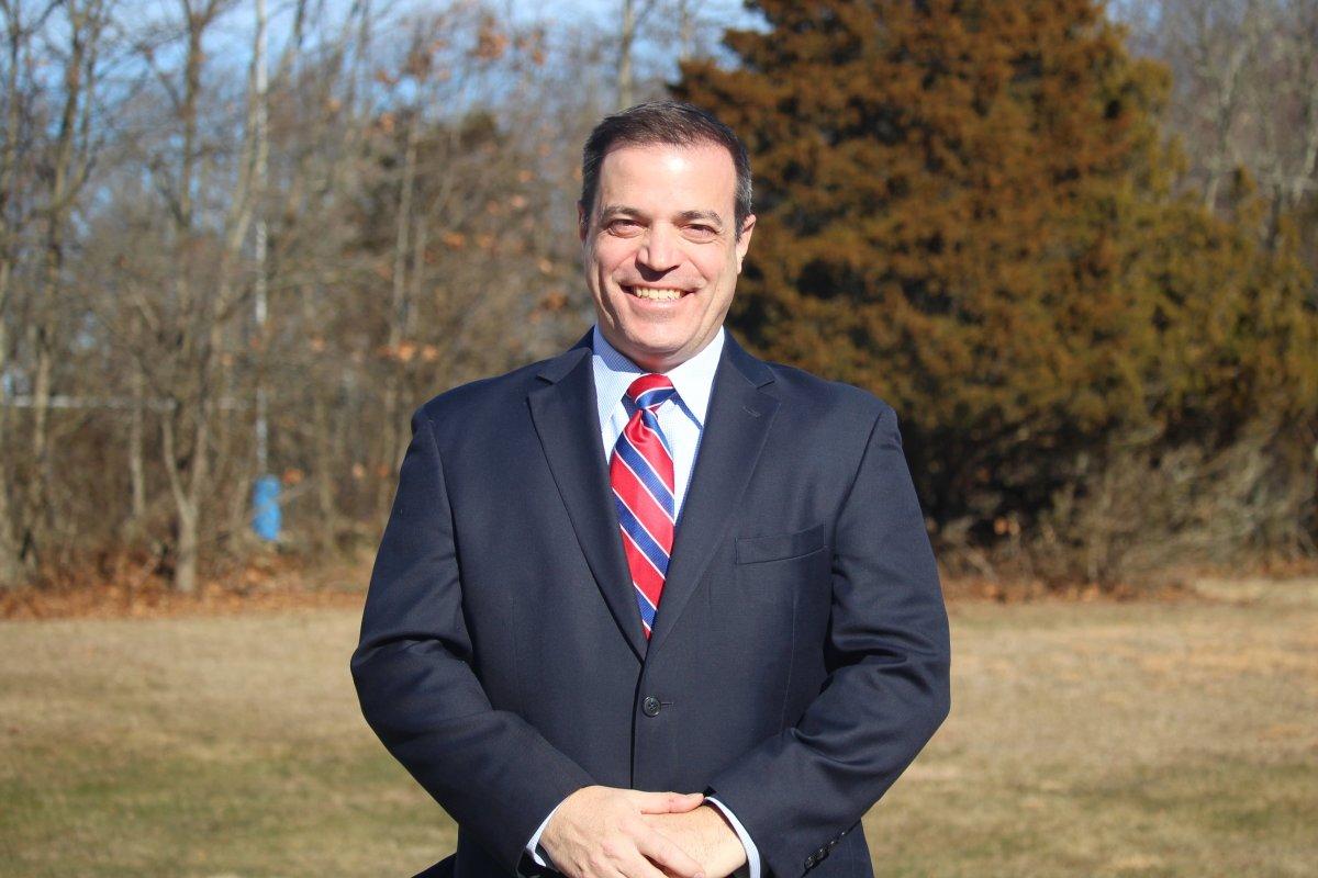 Marc Cregan, Northeastern director for the Coast Guard Foundation