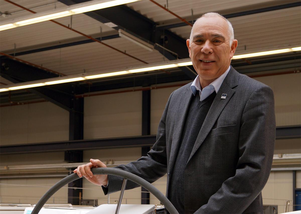 Michael Müller, CEO Bavaria Yachts Group