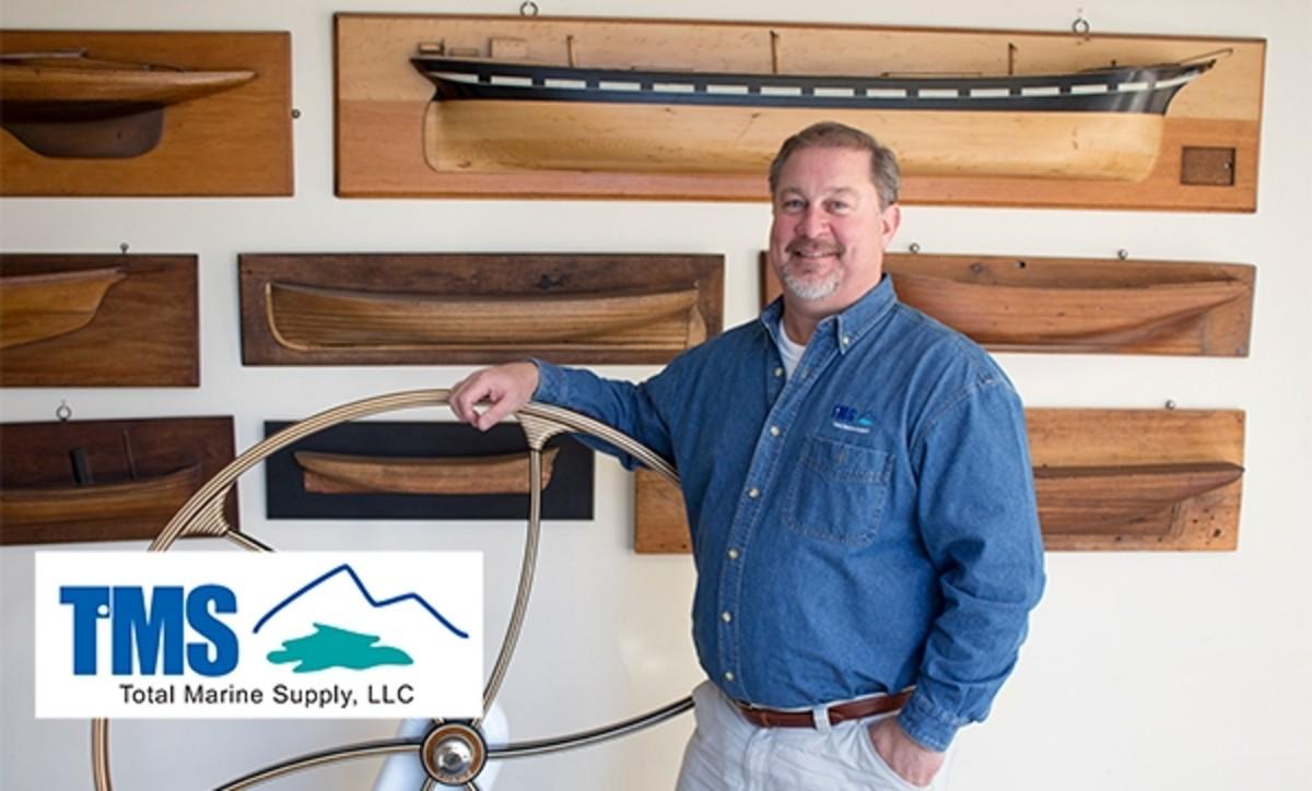 Tim Loftus of Total Marine Supply