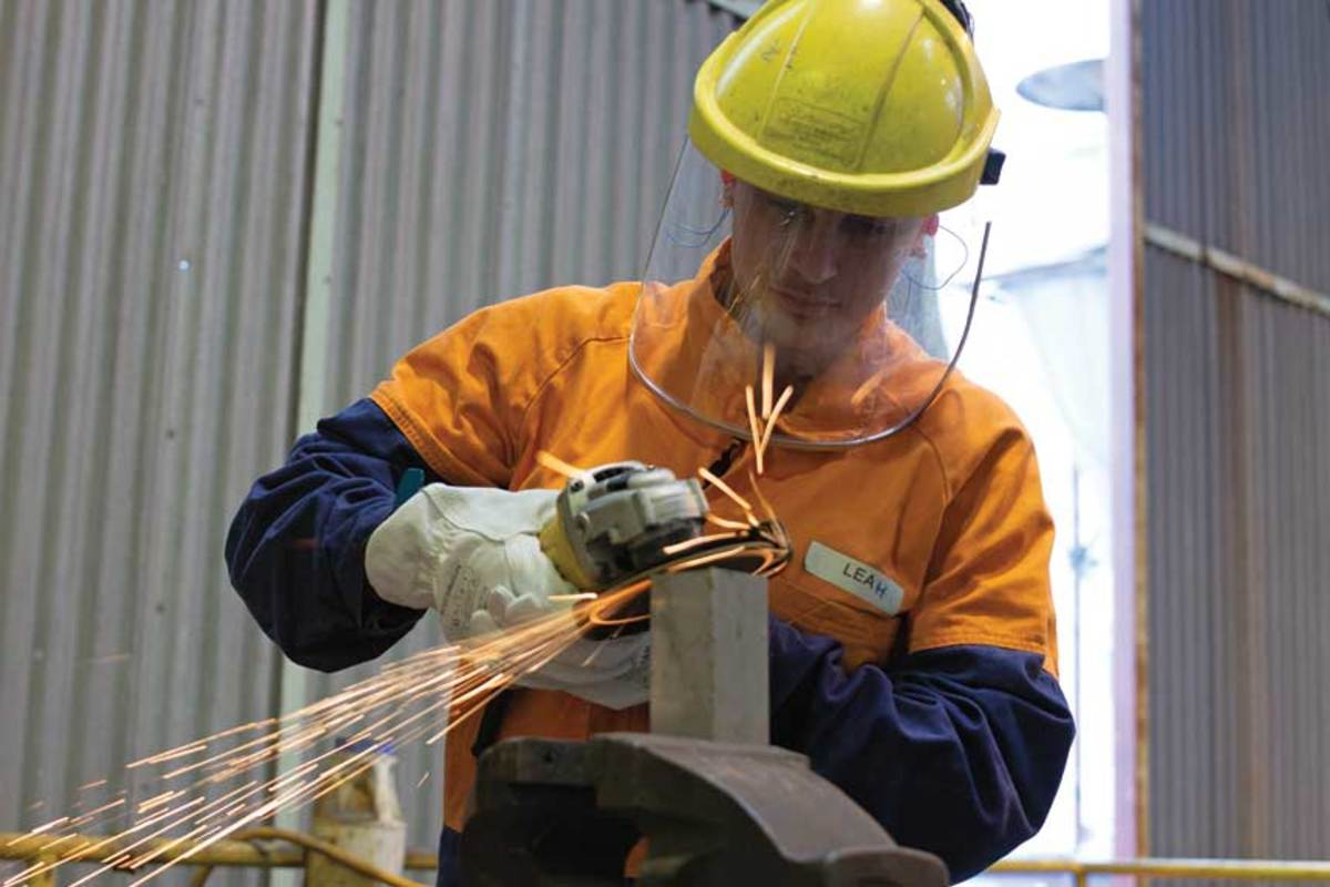 Apprentices in New Zealand have a choice of 16 specialized programs.