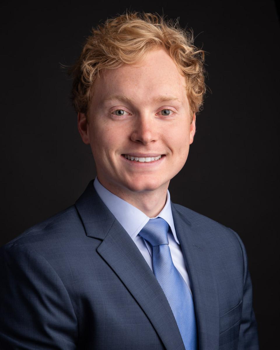 Connor Lokar, ITR Economist