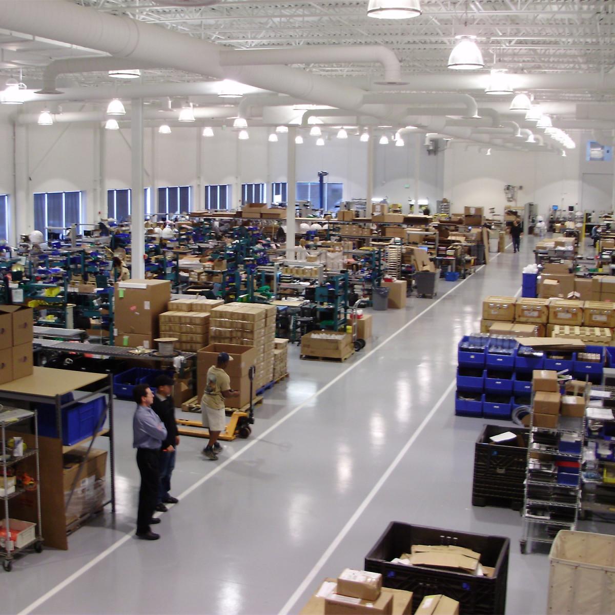 2. KVH Middletown Manufacturing