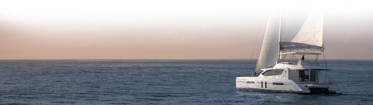 Robertson & Caine's Leopard 58 sailing catamaran