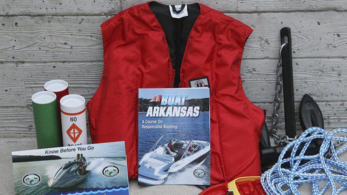 Arkansas boaters can save big by taking the state's safety course online.