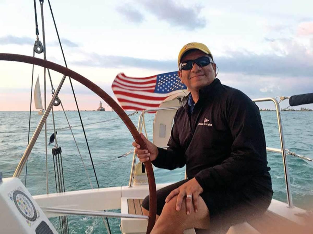 Lou Sandoval, National Director of Business