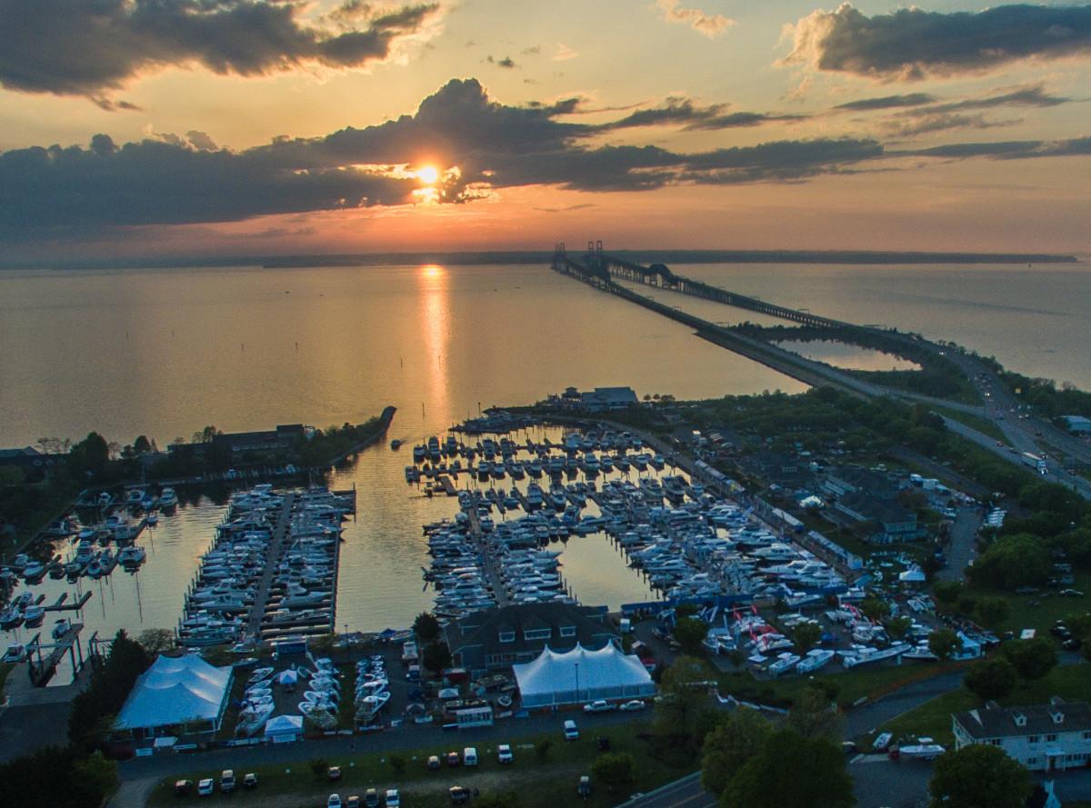The Bay Bridge Boat Show kicks off the boating season on Chesapeake Bay.