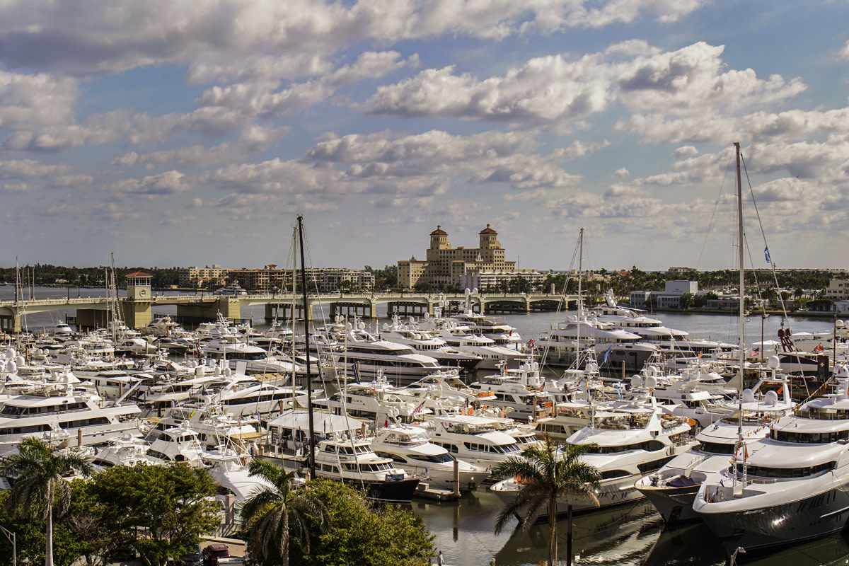 The Palm Beach show continues to grow in popularity.