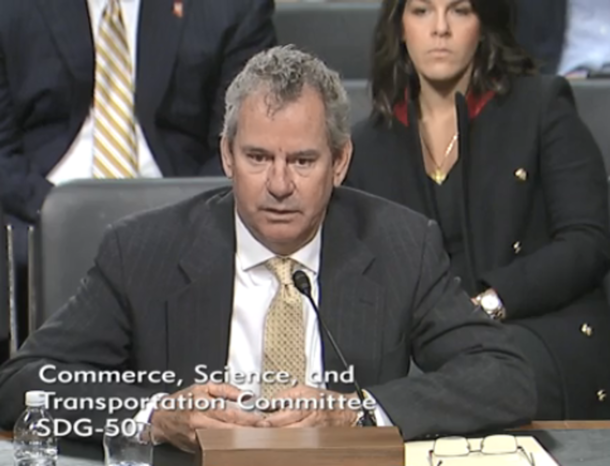 Scott Deal Blue Economy Senate Hearing