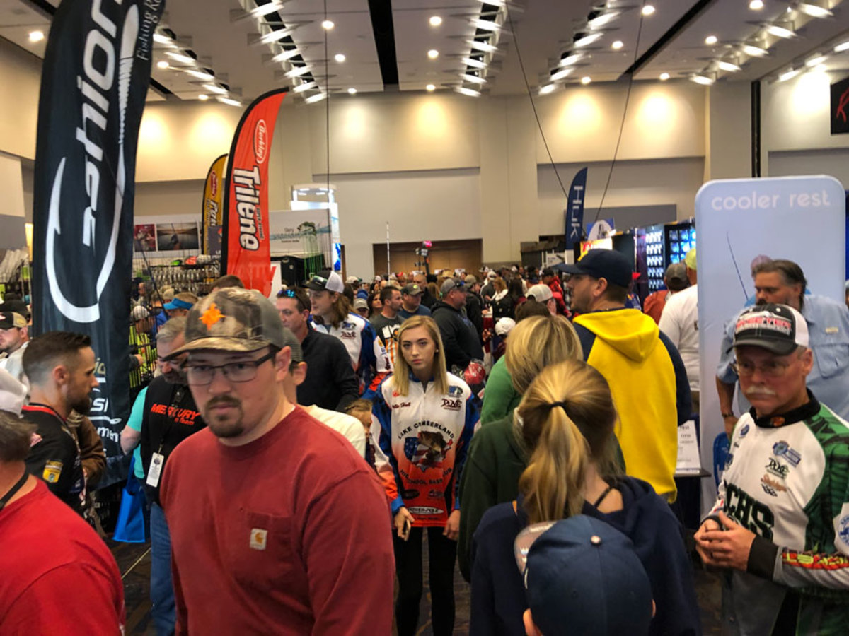 This year's expo drew record crowds and exhibitors sold out of multiple products.
