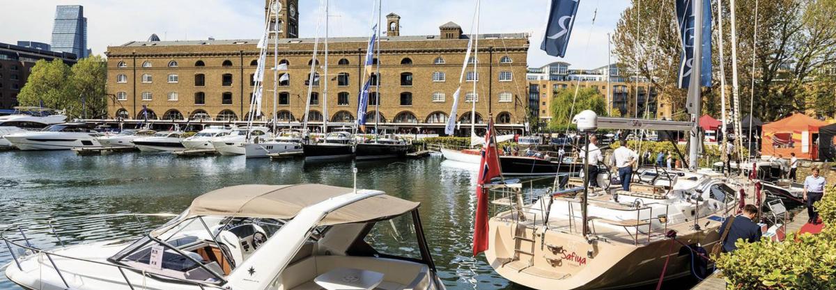St. Katherine's Docks