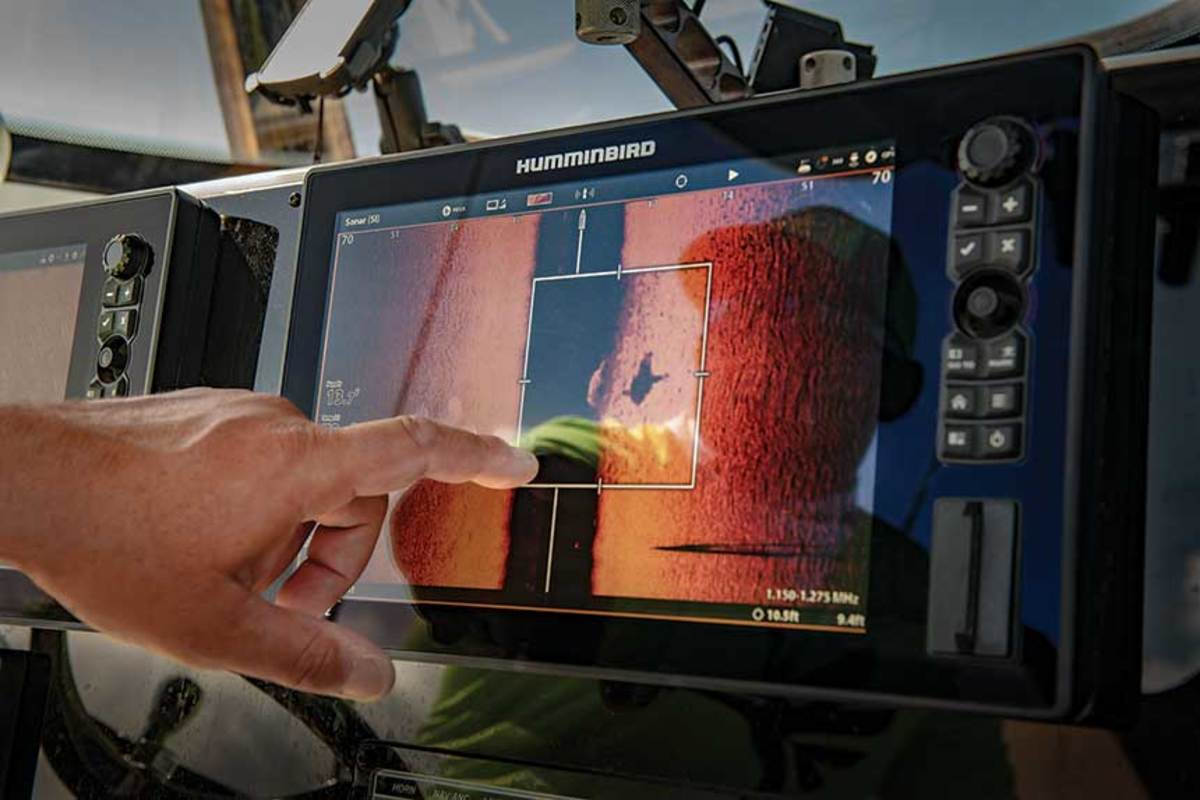 Fishfinder technology has evolved to provide more precise data than ever before.