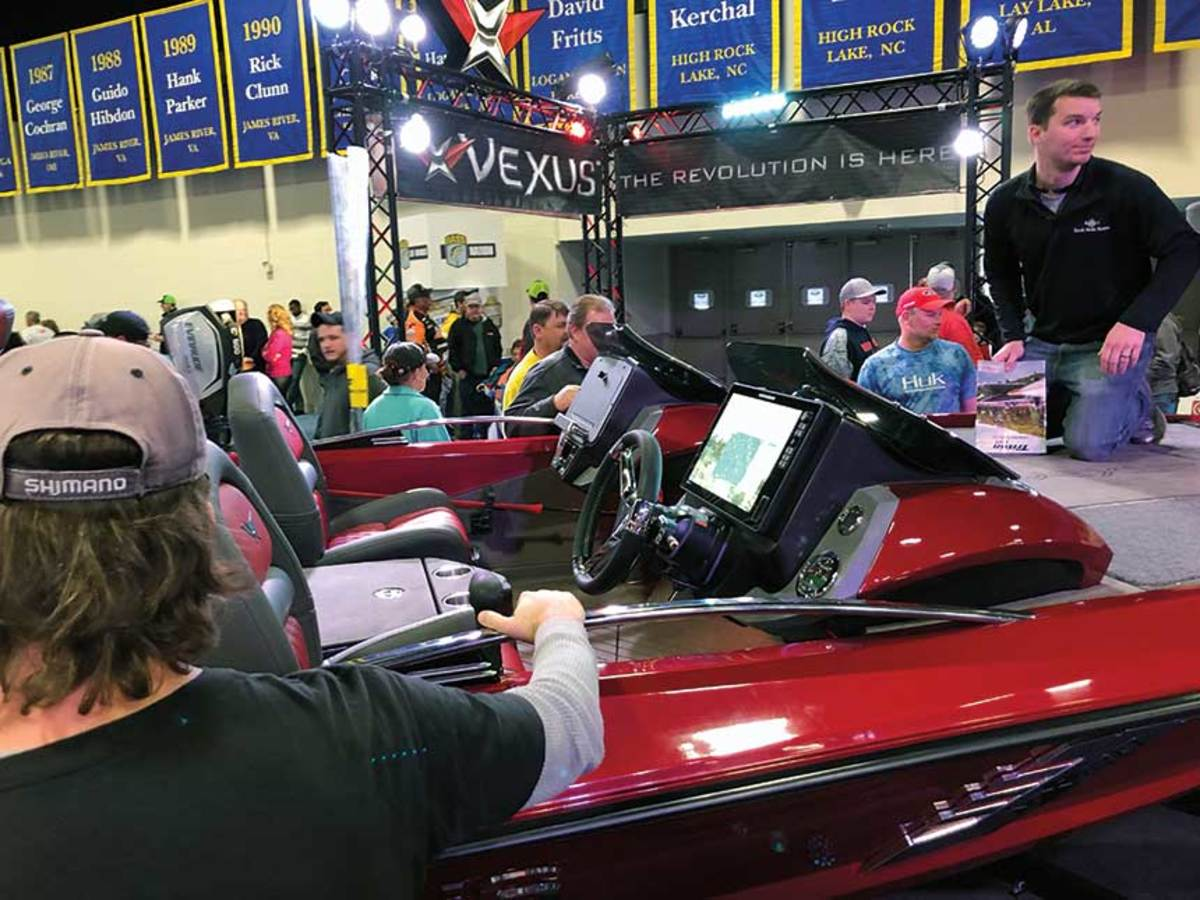 """""""This is our biggest marketing event outside the Miami boat show,"""" says one exhibitor."""