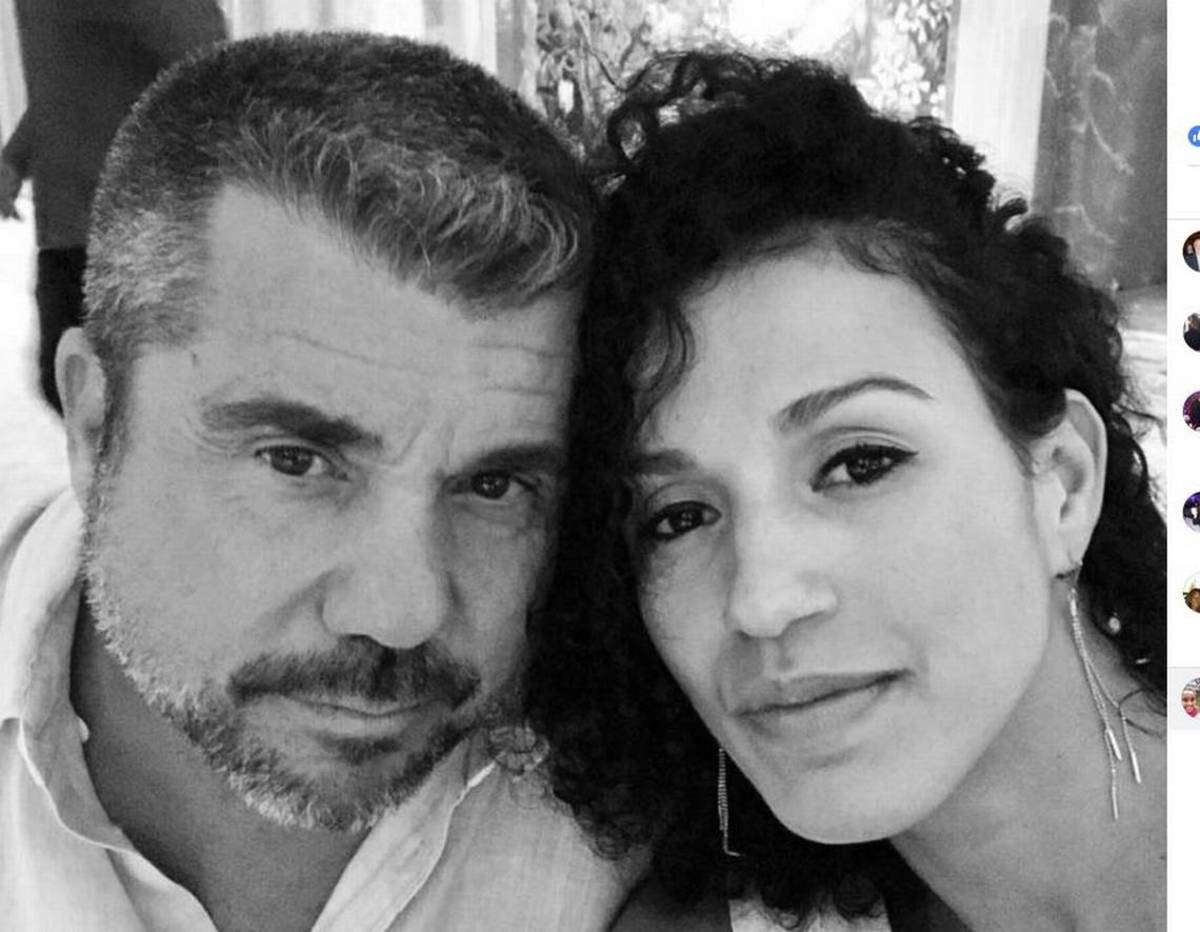 Christopher and Elisaine Colgan (courtesy Facebook) and a third unidentified person drowned after the Colgans' boat hit a jetty on Saturday night.