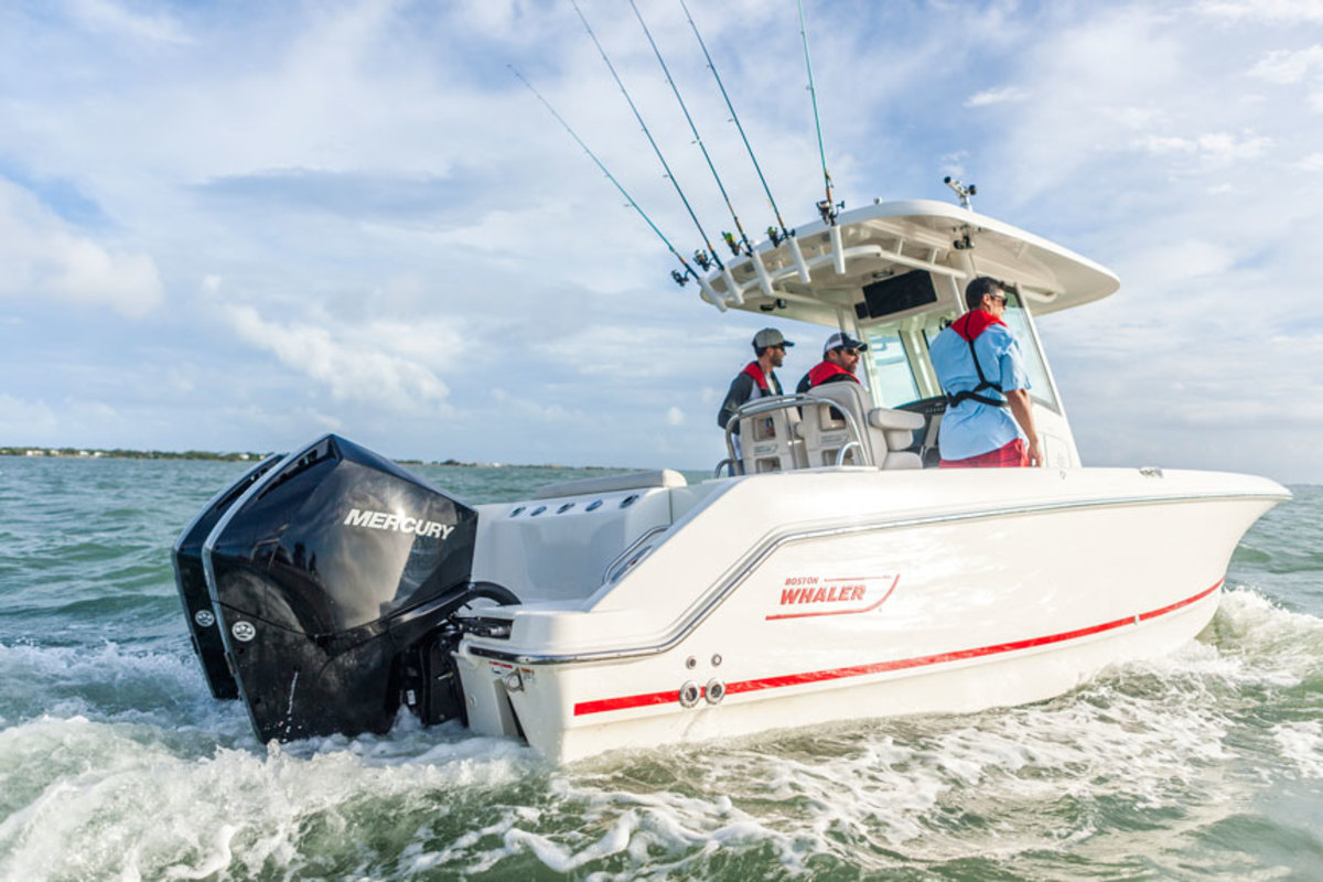 CEO David Foulkes stressed that high-margin, premium brands like Boston Whaler have seen strong demand.
