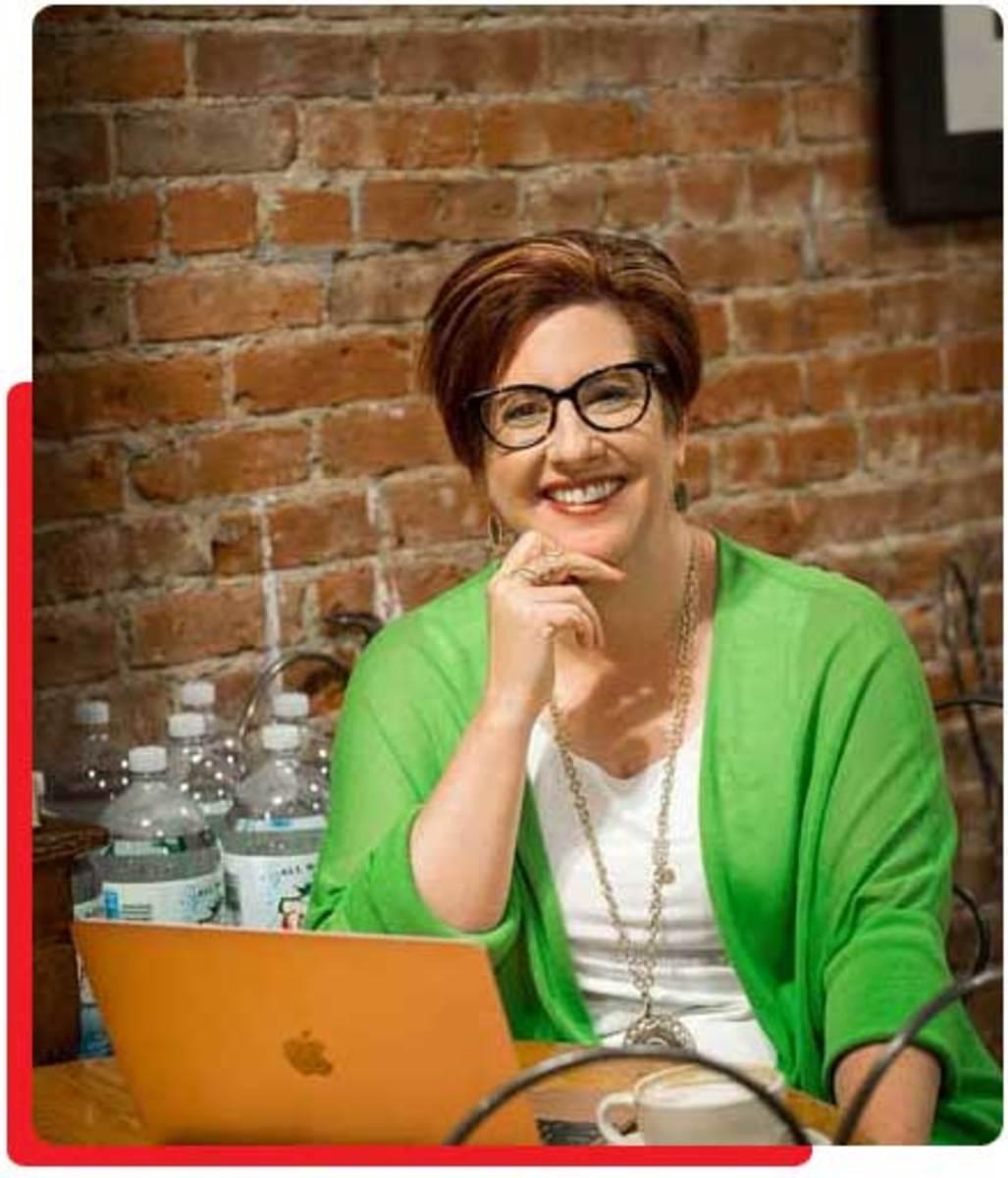Heather Lutz, Findability University