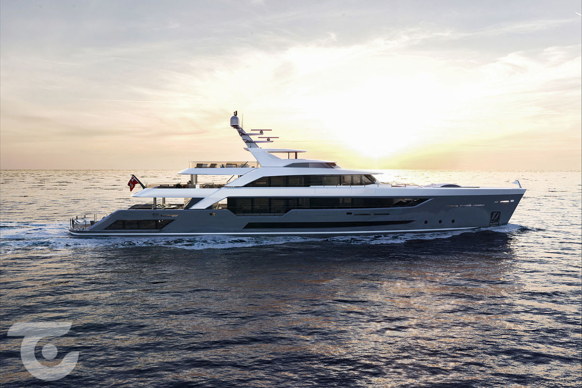 A rendering of the completed Al Waab II.