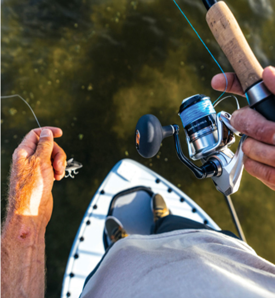 While ICAST and other in-person events are critical for new products, virtual launches give manufacturers more flex when debuting gear.