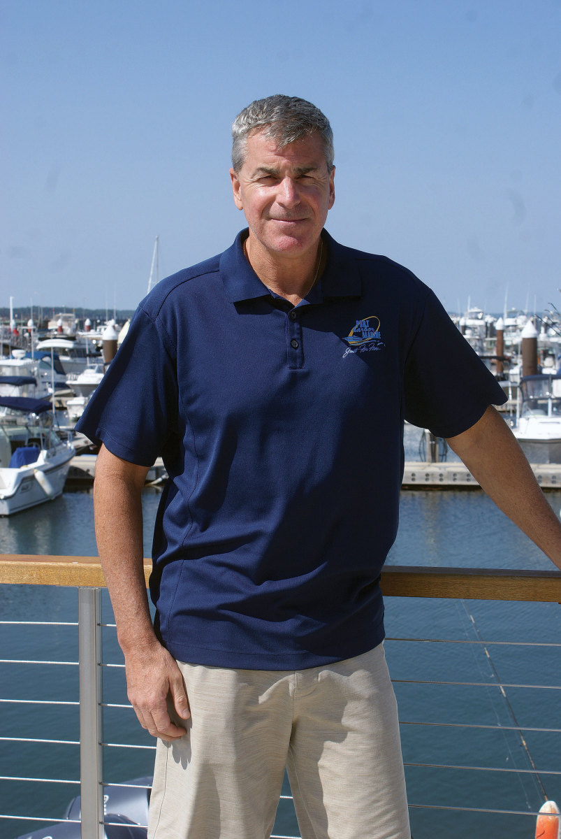 Rob Soucy, President, Port Harbor Marine