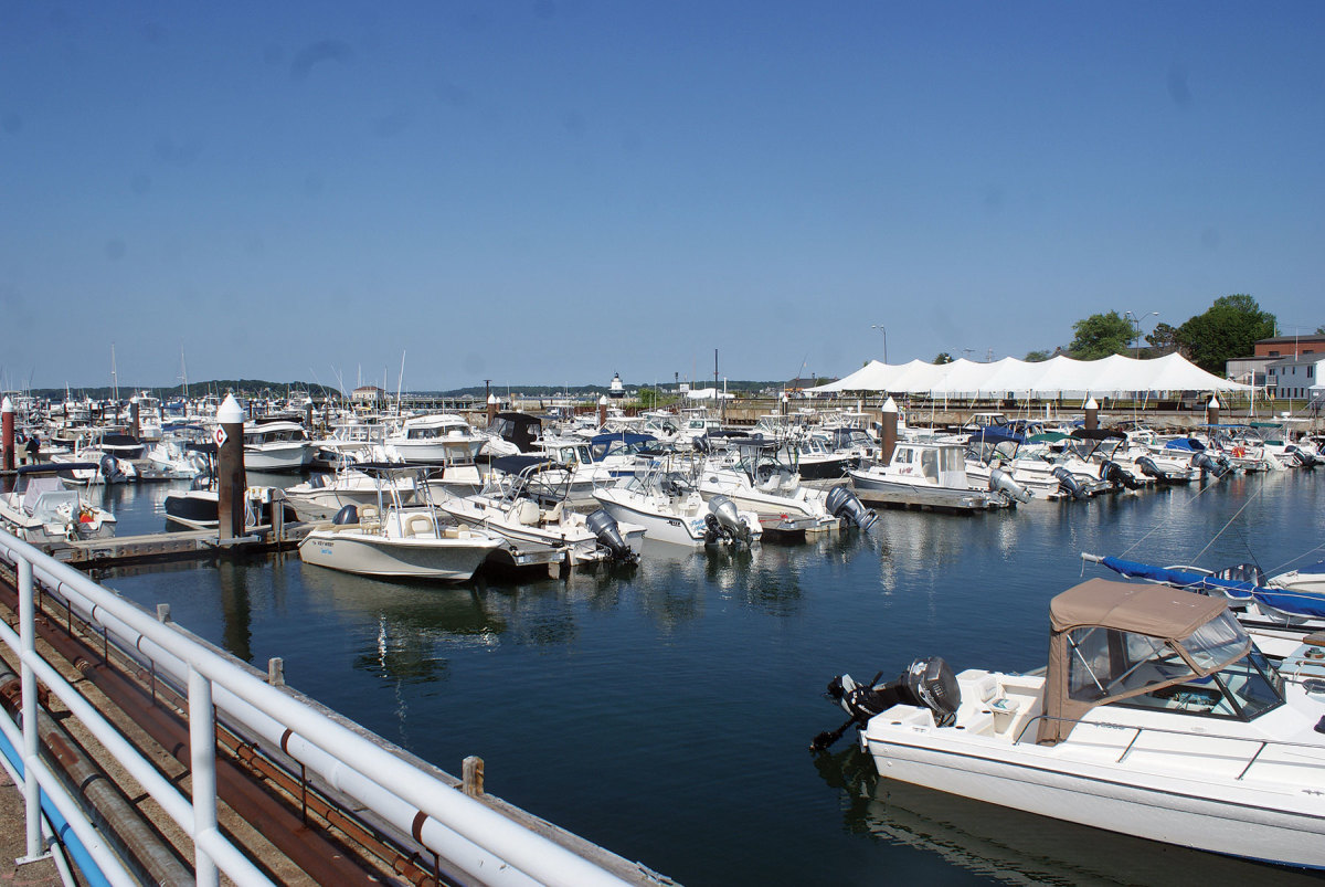 "The company won a bid to build a new marina in South Portland — the facility the Port Harbor team calls the ""mother ship."""
