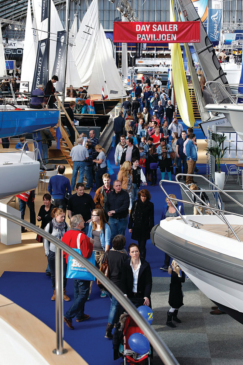 Last year's show was a record-breaker, with 1,670 exhibitors from 53 countries and nearly 18,000 visitors in three days.
