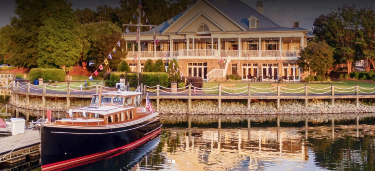 The Peninsula Yacht Club, which was among five locations acquired by Safe Harbor Marinas, is located on Lake Norman in Charlotte, N.C.