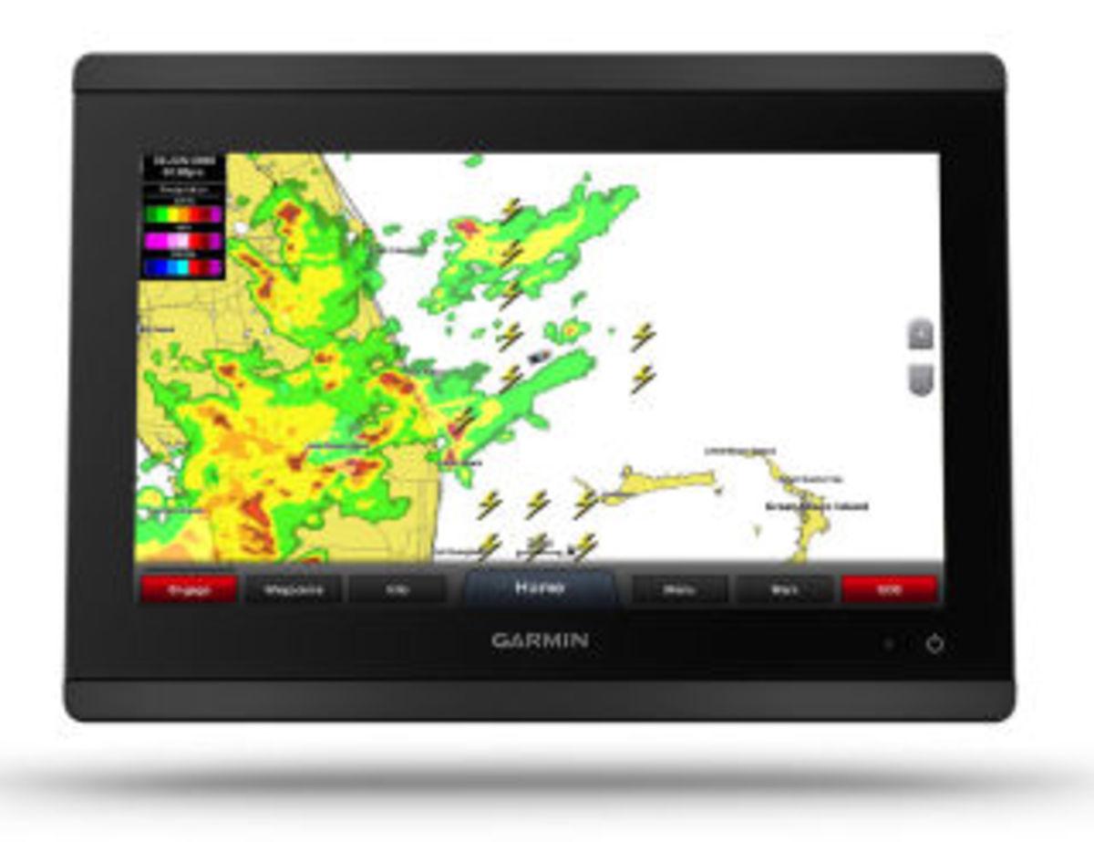 SiriusXM Radar / Lightning on Weather