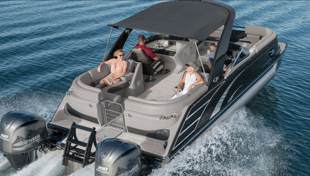 The boat segment, which includes iconic pontoon brand Bennington, took a big hit in the second quarter.