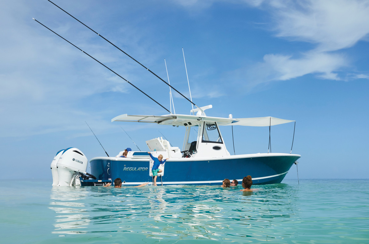 The company highlighted its expanded relationship with Regulator Marine.