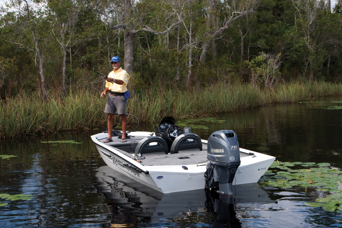 Shipments of aluminum outboard boats, which account for 40 percent of new boat sales, increased more than expected.